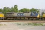 CSX 7677 